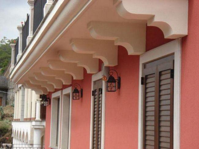 tipuri de fațade ale casei
