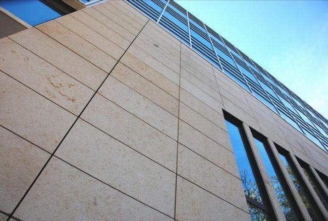 tipuri de fațade ale clădirilor