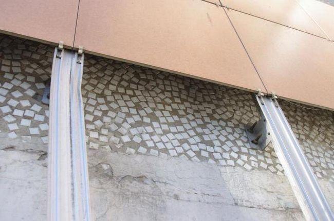 tipuri de materiale de fațadă