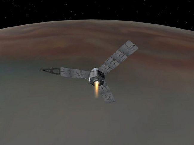 mărimea lui Jupiter în km