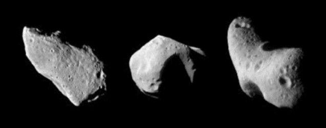 cureaua de asteroizi din sistemul solar