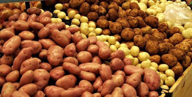 Descrierea soiului de cartofi