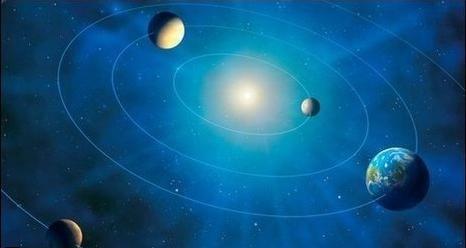 Pământul este orbită