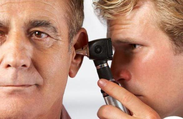 funcțiile organului de auz al echilibrului