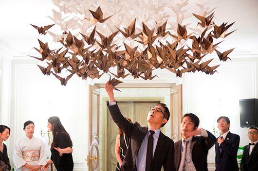 Origami. Istoria apariției
