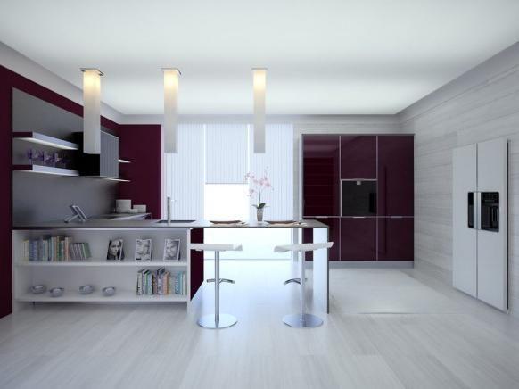 studio de design de bucătărie în Hrușciov