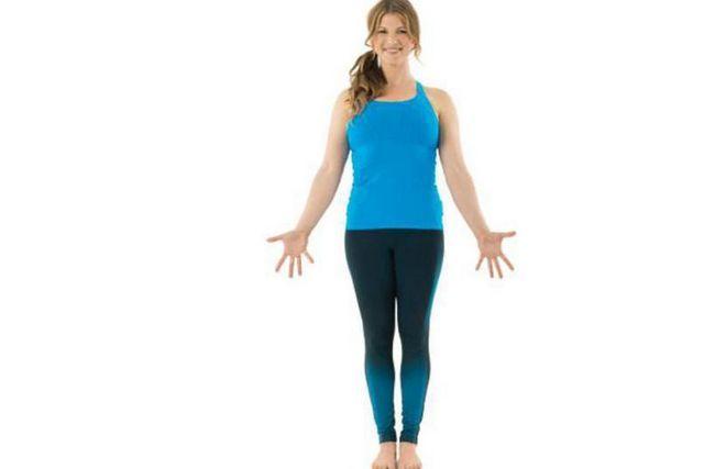 Basic yoga asanas: fotografie și descriere