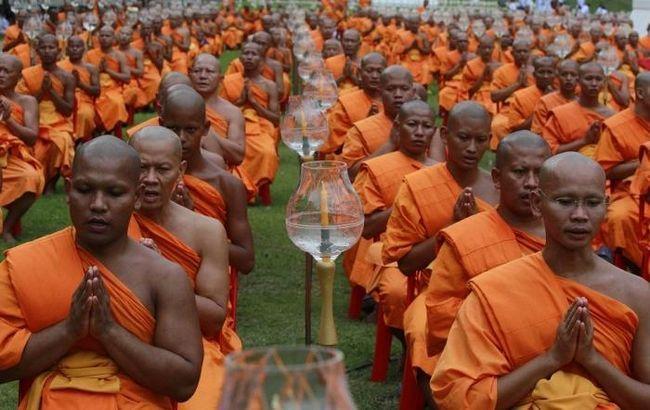 Sărbători majore budiste