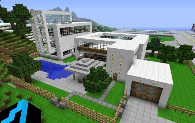 Echipe private chestii în Minecraft