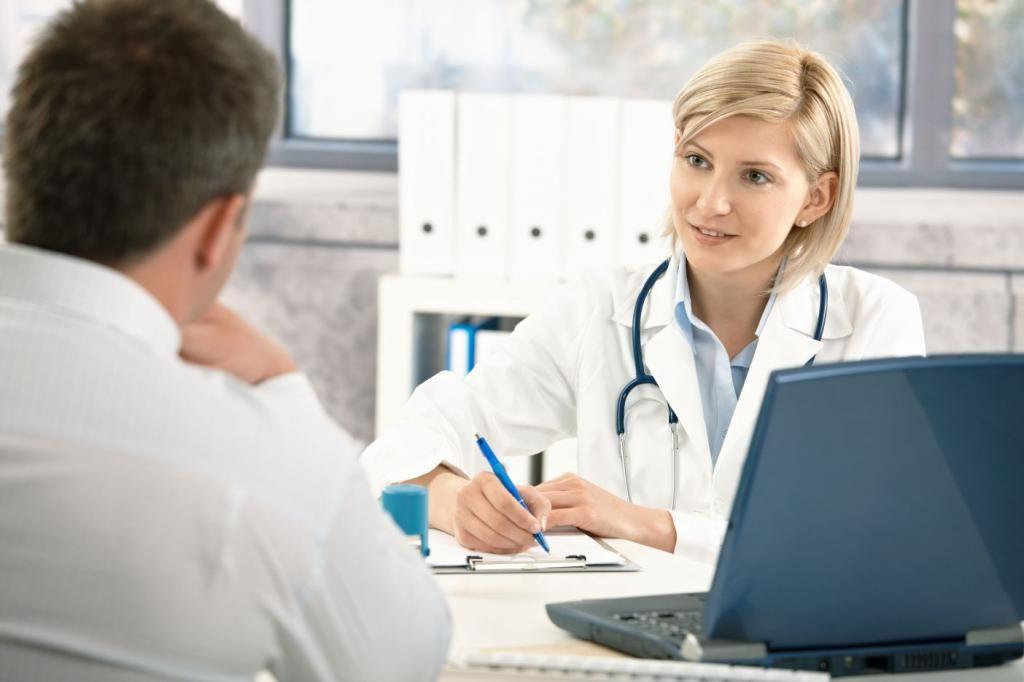 consultarea medicului