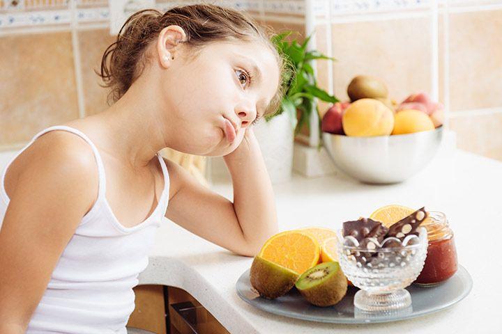 pierderea apetitului la un copil