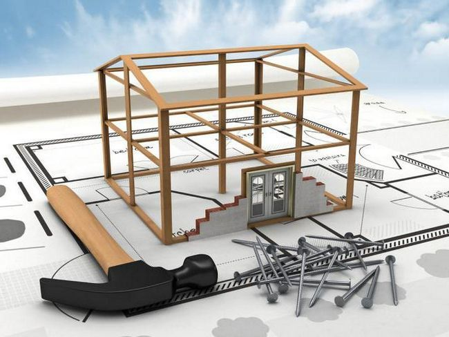 proiectarea de bază a clădirilor civile și industriale
