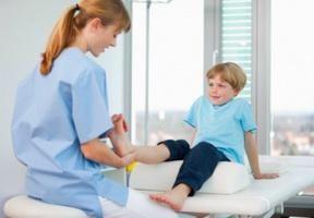 osteomielita acută la copii