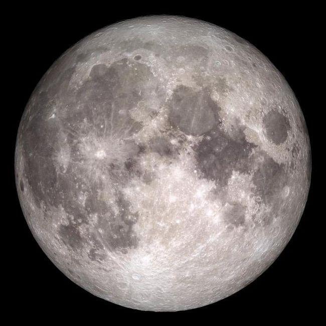 dezvoltarea lunii