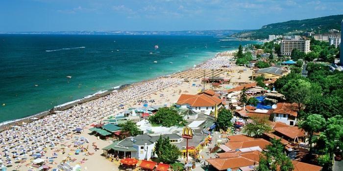 Vacanță în Bulgaria Nisipurile de Aur