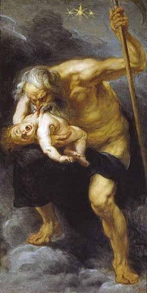 Tatăl lui Zeus - Coroană