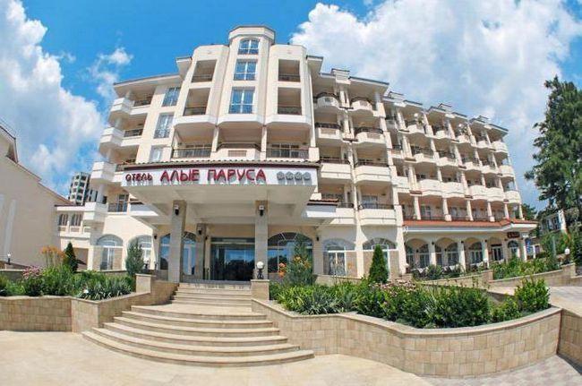Cele mai bune hoteluri din Feodosiya pe plajă