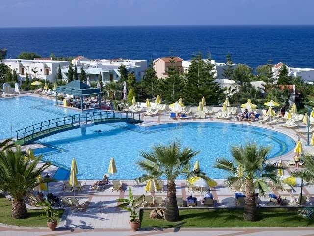 hoteluri în Creta cu o plajă de nisip