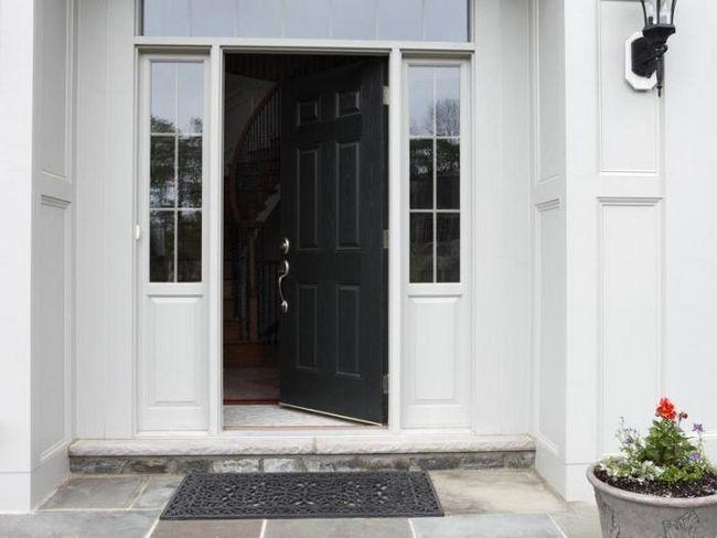 versanți pentru ușile de intrare