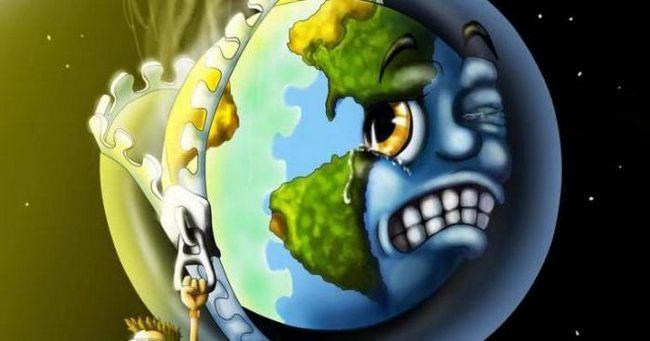 de unde a provenit ozonul din atmosfera veche
