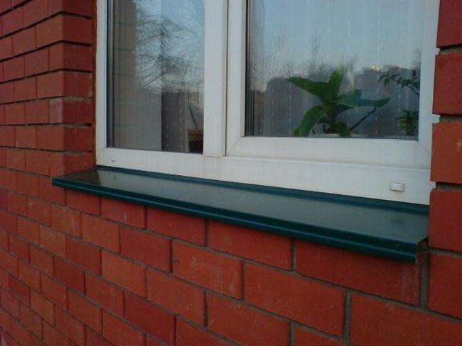 reflow pentru ferestre din plastic
