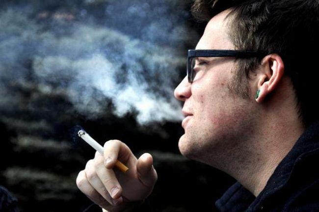 intoxicarea cu nicotină