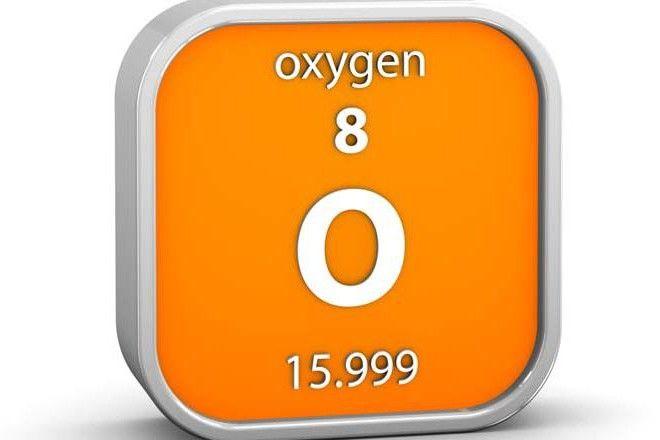 Element chimic de ozon