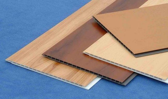 Panouri de plafon din PVC