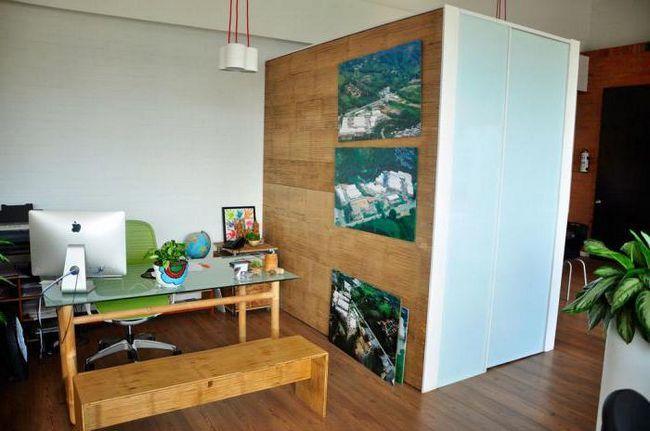 bambus panouri de perete
