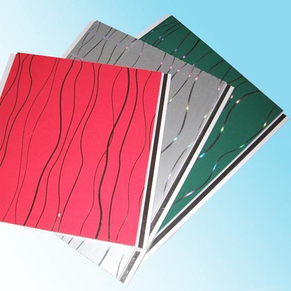 Dimensiuni panouri pvc pentru tavan