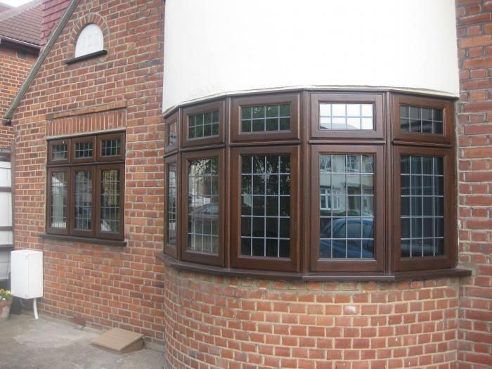 ferestre panoramice în fereastra de fund