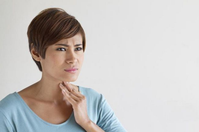 pierderea gâtului vocii nu rănește nici o temperatură