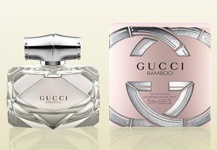 Gucci parfum de bambus