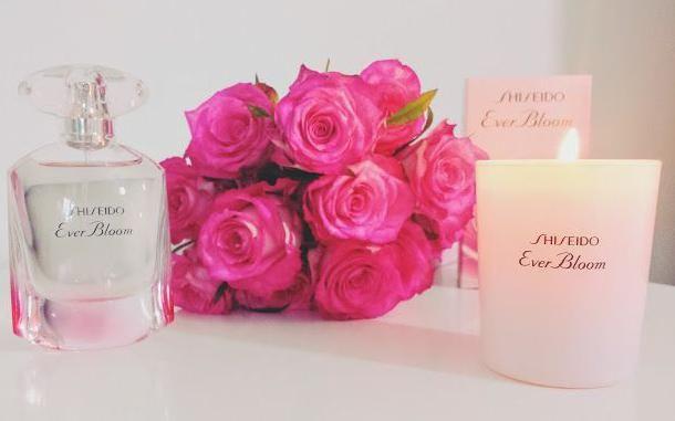 parfum shiseido vreodată înflorit comentarii