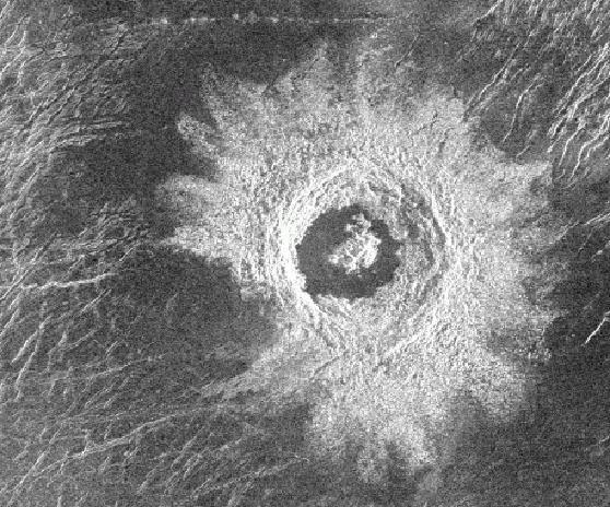 Patom coordonatele crater