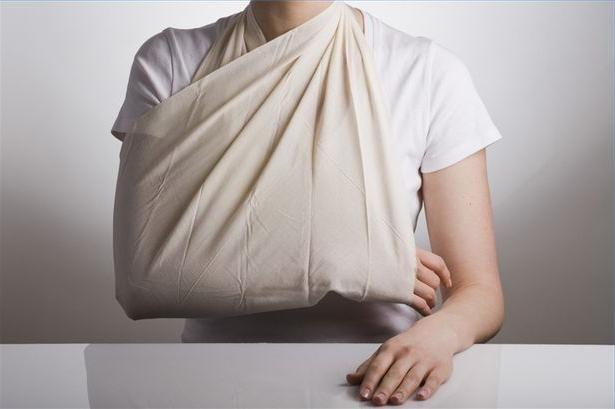 primul ajutor pentru fractura de clavicula