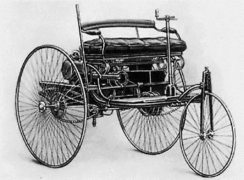Prima mașină din istorie