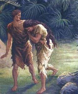 появление первого человека на земле