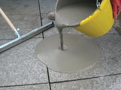 Amestec de nisip și ciment: compoziție și aplicare