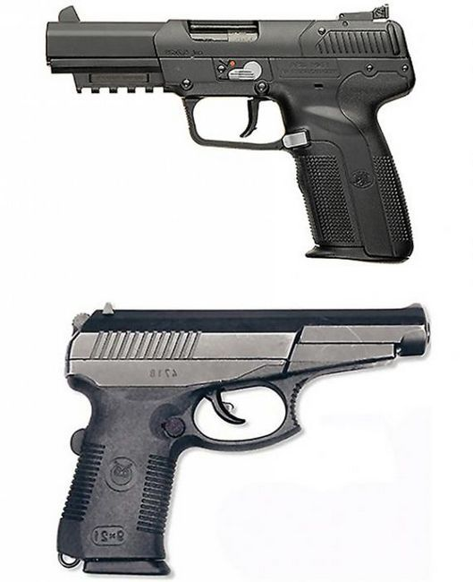 Pistol `Gyurza` - fiabilitate fără defecte