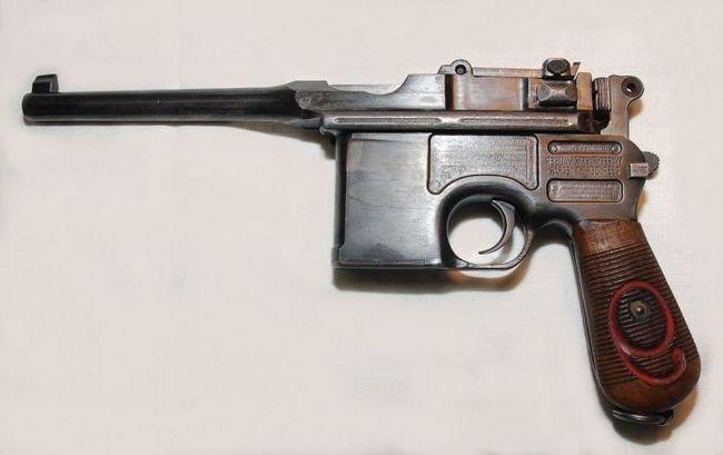 Пистолет Маузер. Современная модификация легендарного оружия