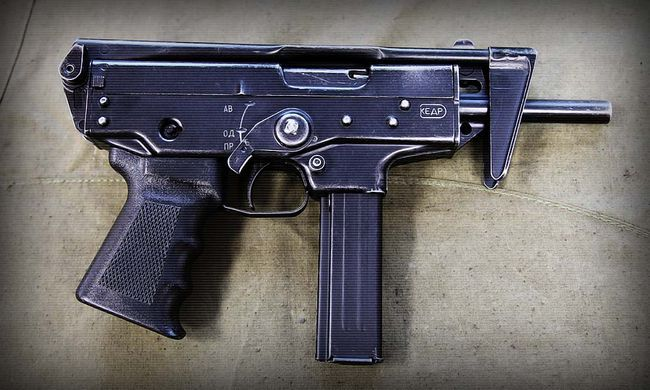 Armă cu pistol: descriere, dispozitiv și caracteristici tactice