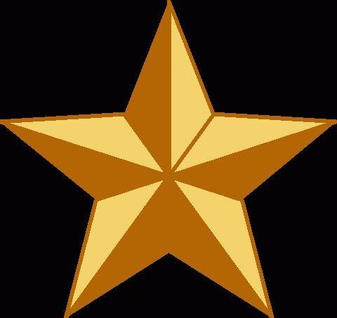 Пятиконечная звезда: тысячи значений символа