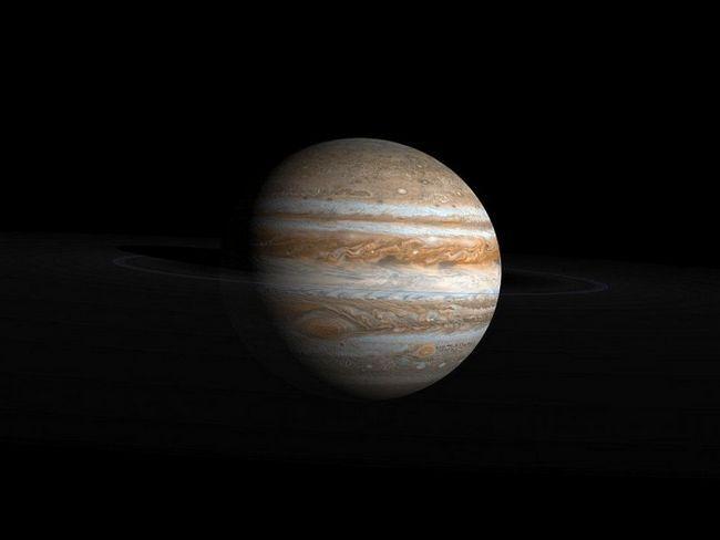câte inele are Jupiter