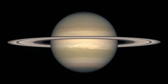 planeta cu inele