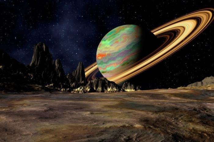 planeta lui Saturn