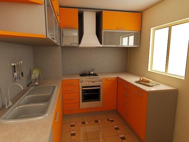 interiorul unei bucătării mici în Hrușciov