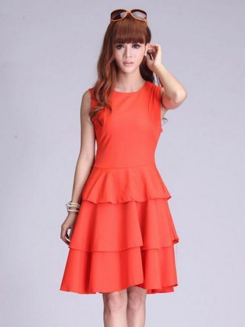 rochie cu o talie joasa