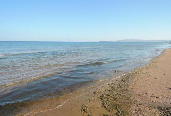 plaja de mare tarm