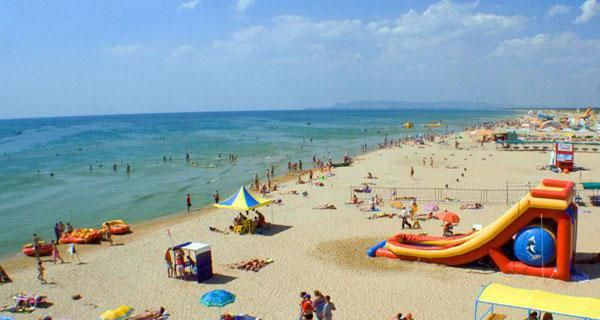 plaja de aur plajă